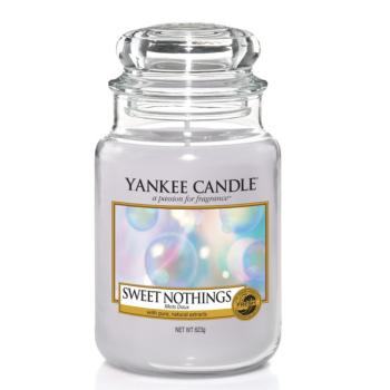 Grande Jarre Sweet Nothings / Mots Doux Yankee Candle
