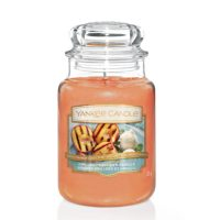 Grande Jarre Grilled Peaches & Vanilla / Pêches grillées & vanille Yankee Candle